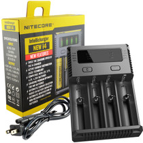 Nitecore New i4 Intellicharger Battery Charger