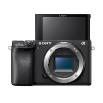 Sony Alpha a6400 Mirrorless Interchangeable-Lens Camera (Body Only)
