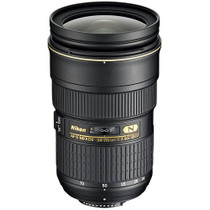 Nikon 24-70mm f/2.8G ED-IF AF-S Wide Angle-Telephoto Zoom Nikkor Lens