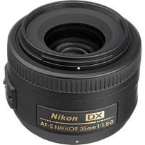 Nikon 35mm f/1.8G AF-S DX Wide Angle Auto Focus Nikkor Lens
