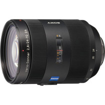 Sony 24 - 70mm f/2.8 Vario-Sonnar ZA Digital SLR 0.25x Zoom Lens with Super Sonic Wave Motor