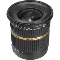 Tamron 10 - 24mm f/3.5-4.5 DI-II LD Aspherical (IF) AF Wide Zoom Lens, for Canon EOS, Nikon Digital SLR Cameras