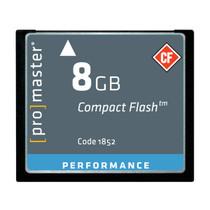 Promaster CompactFlash High Speed 150x 8GB