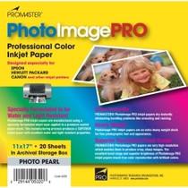 Promaster PhotoImage PRO Pearl Inkjet Paper 11 x 17'' - 20 Sheets