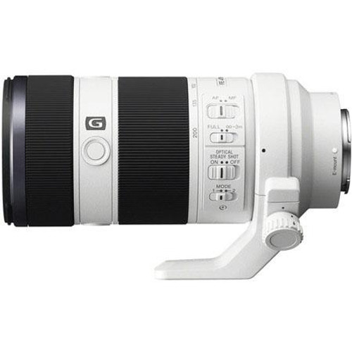 Sony 70-200mm f/4.0 G OSS E-Mount Zoom Lens