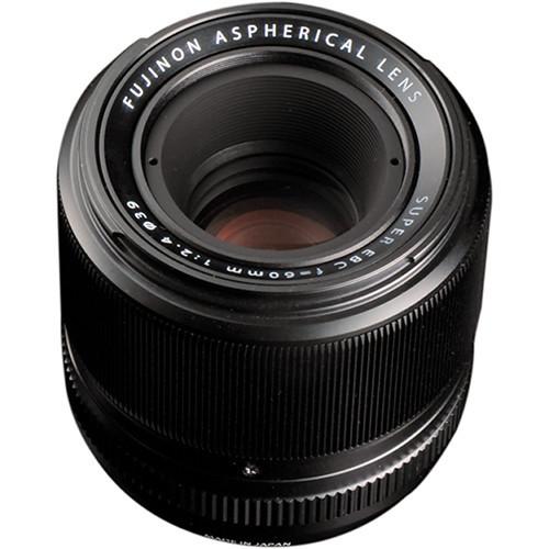 Fujifilm 60mm f/2.4 XF Macro Lens