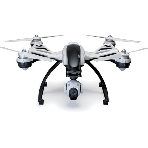 YUNEEC Q500+ Typhoon Quadcopter with CGO2-GB Camera, SteadyGrip, and Camera Aluminum Case (RTF)