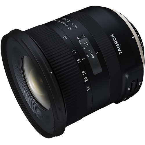 Tamron 10-24mm f/3.5-4.5 Di II VC HLD Lens for Nikon F