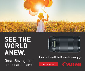 Canon Savings