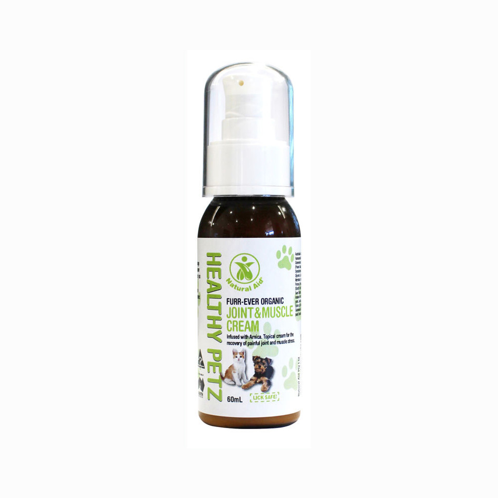 Healthy Petz Joint & Muscle Cream 60ml