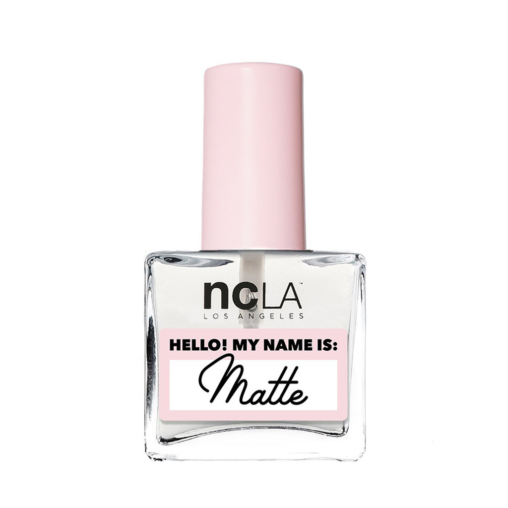 Hello! My Name is: Matte 13.3ml