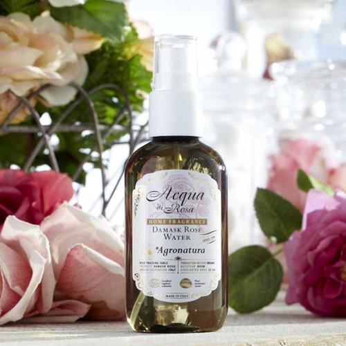 Damask Rose Water Home Fragrance 100ml