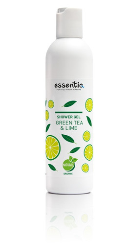 Shower Gel Green Tea and Lime 250ml
