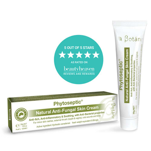 Phytoseptic Anti Fungal Cream 30g