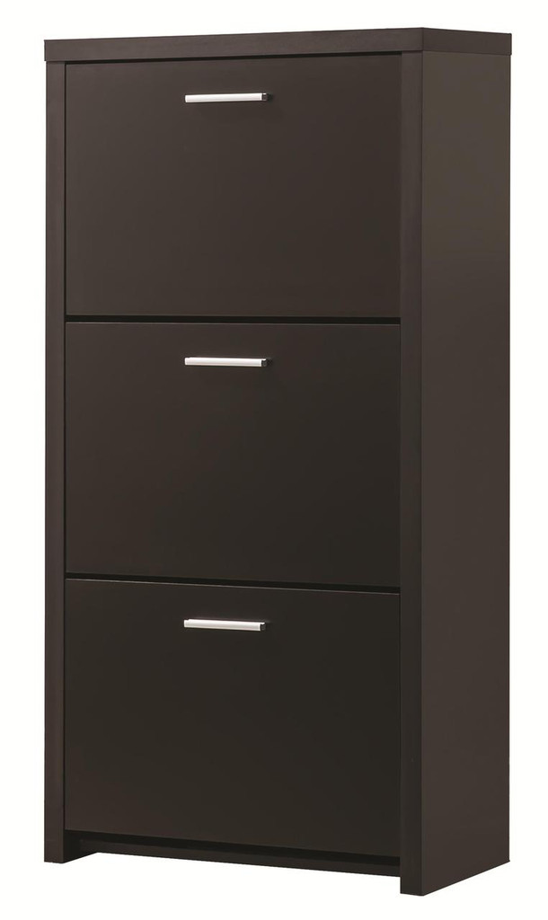 The 3-Drawer Shoe Cabinet