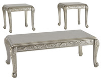 The 3pc Verickam Occasional Tables