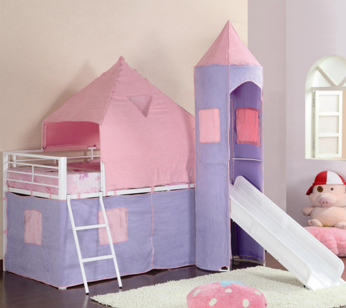 The Princess Castle bunkbed