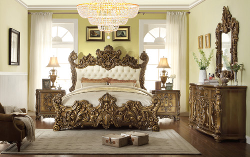 The King Aslan Master Bedroom Collection