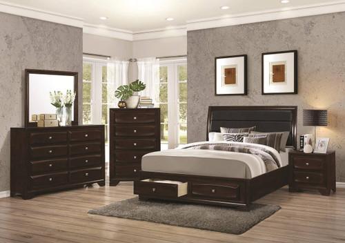 The Jaxson 7pc Storage Bedroom Collection