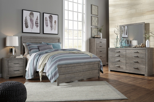The 7pc Culverbach Bedroom Collection