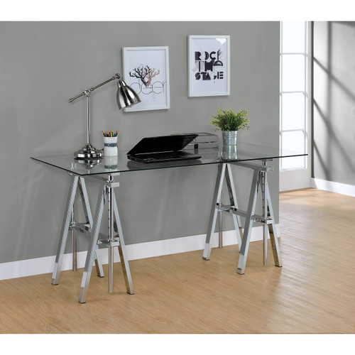 The Adjustable Height Writing Desk