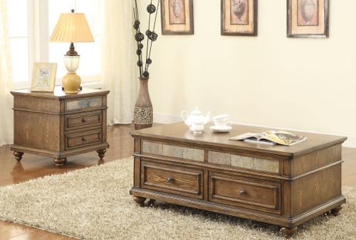 The Eli Lift Top Coffee Table Collection