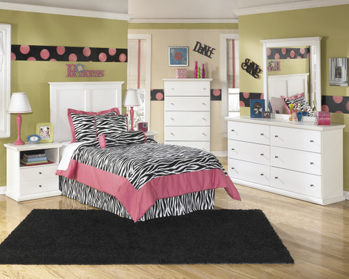 The 3PC Bostwick Shoals Youth Bedroom
