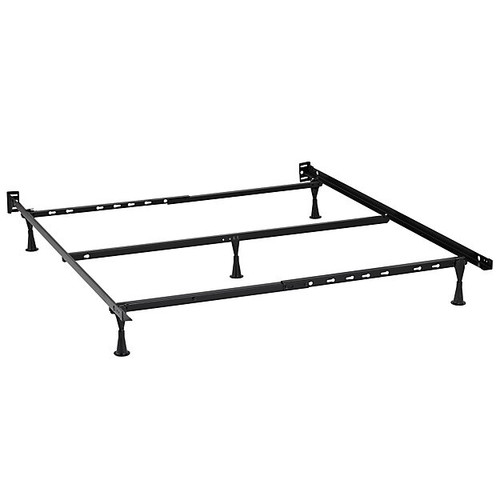 The Queen & King Simple Bed Frame