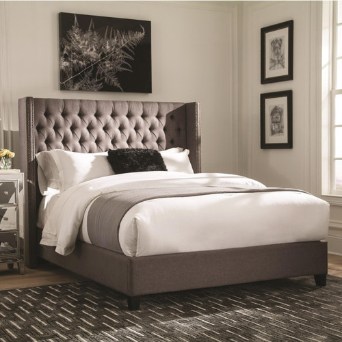 The Benicia Upholstered Bed