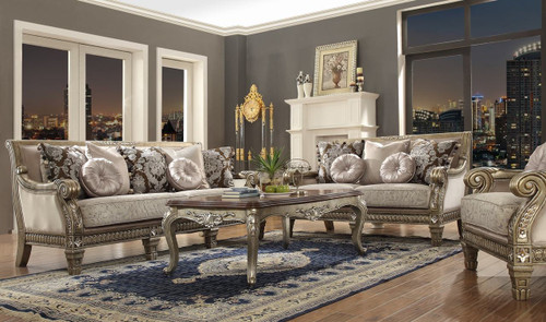 The Damaris Living Room Collection