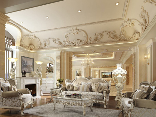 The Camilla Living Room Collection
