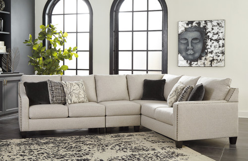 The Hallenberg Deluxe Sectional