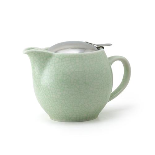 Green Artisan Crackle Universal Teapot 450ml