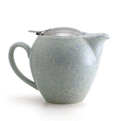 Blue Artisan Crackle Universal Teapot 580ml