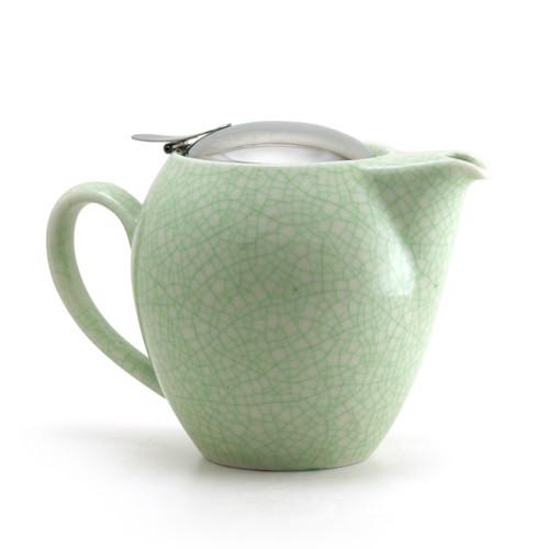 Green Artisan Crackle Universal Teapot 580ml