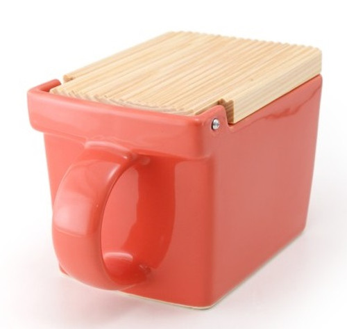 Carrot Salt Box