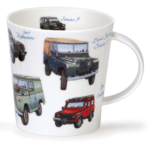 Cairngorm Classic Collection Land Rovers