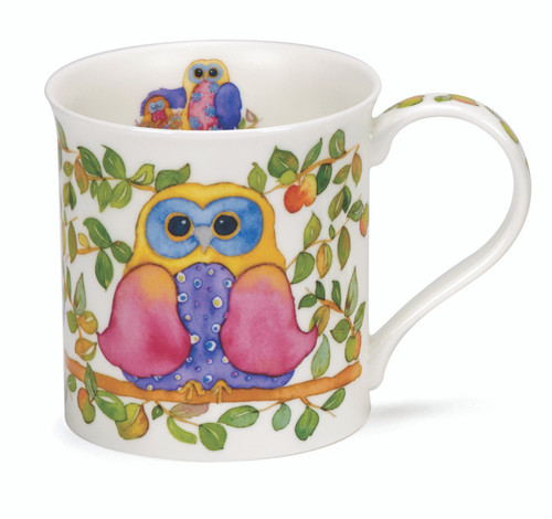 Bute Wise Owls Tree