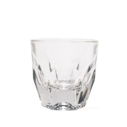 Vero Clear Cappuccino Glass 6oz