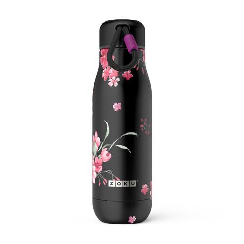 Stainless Steel Bottle Midnight Floral 500ml