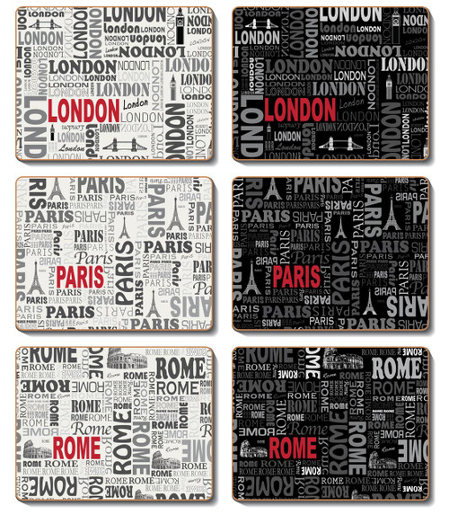 City Travel Coasters