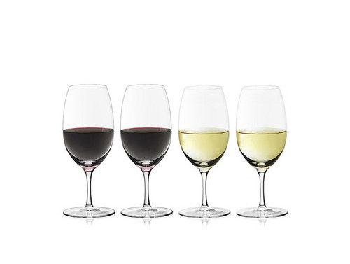 Plumm Outdoor RED or White Wine Glass (Four Pack)