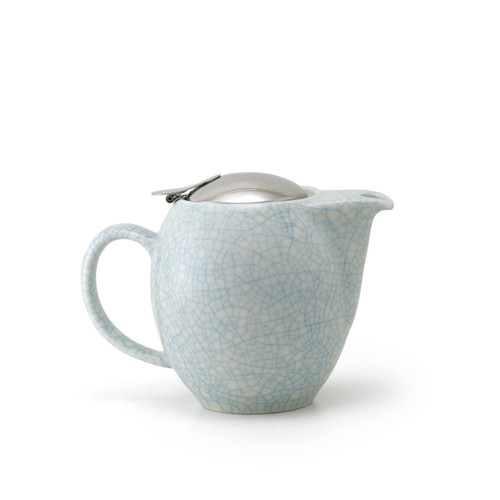 Blue Artisan Crackle Universal Teapot 350ml
