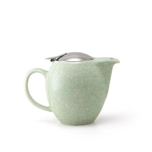 Green Artisan Crackle Universal Teapot 350ml
