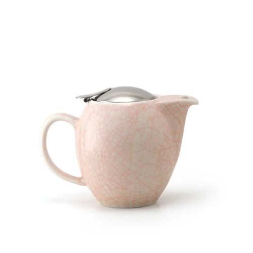 Orange Artisan Crackle Universal Teapot 350ml
