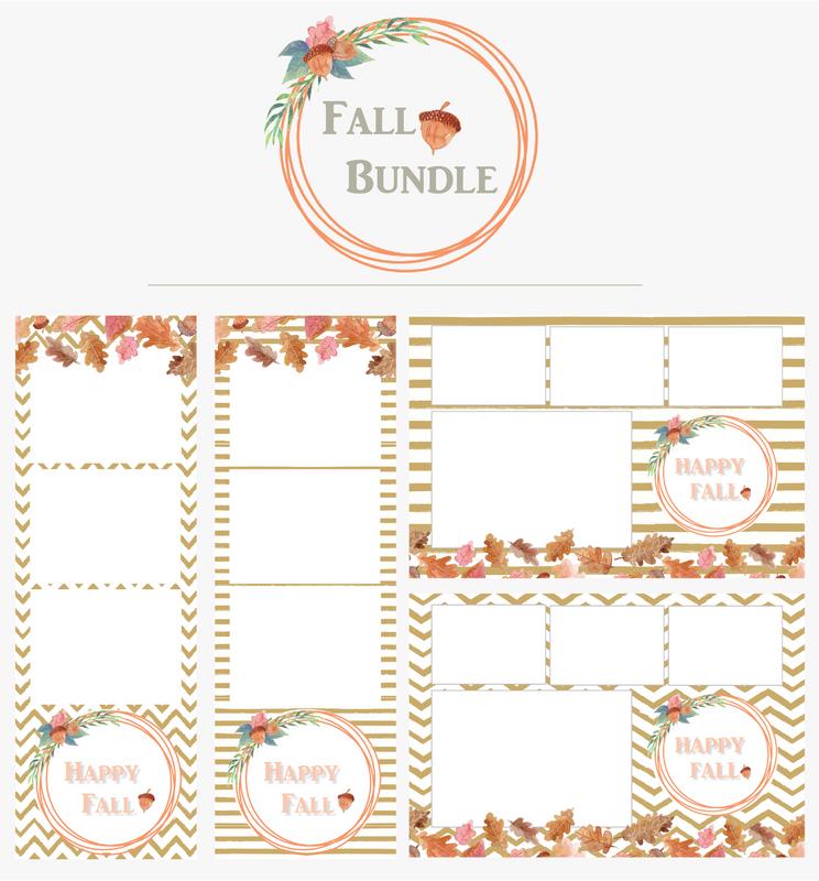 Fall Print Bundle