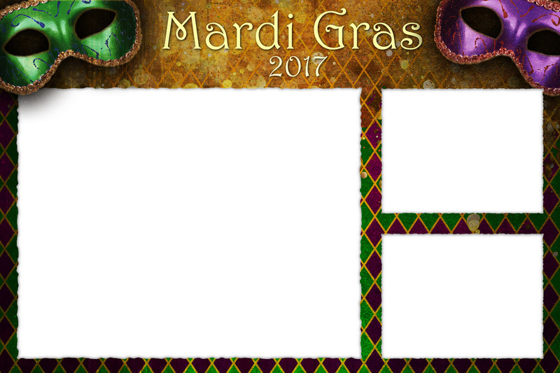 Mardi Gras Bundle with Animated GIF
