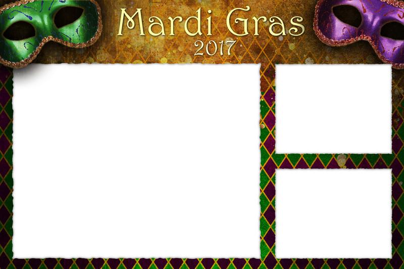 Mardi Gras Bundle with Animated GIF