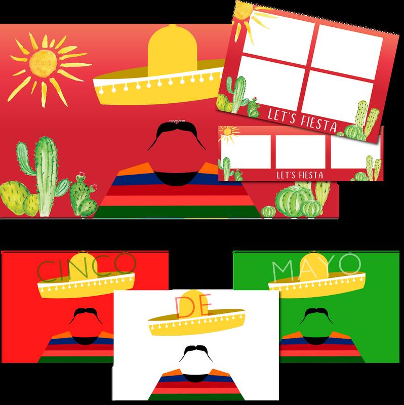 Cinco De Mayo Bundle with Animated GIF