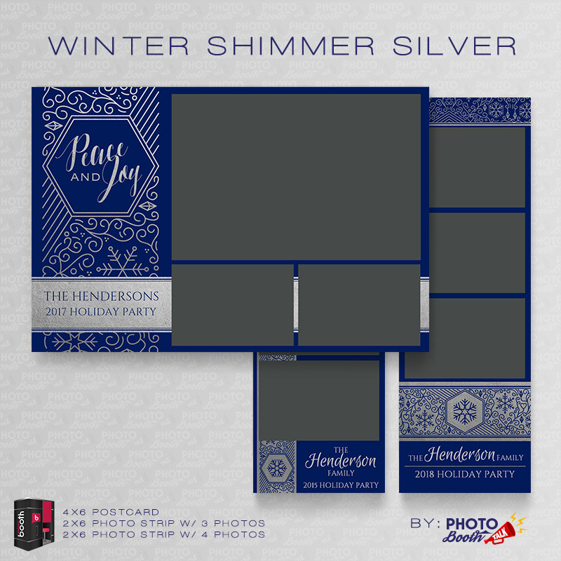 Winter Shimmer Silver Bundle - CI Creative